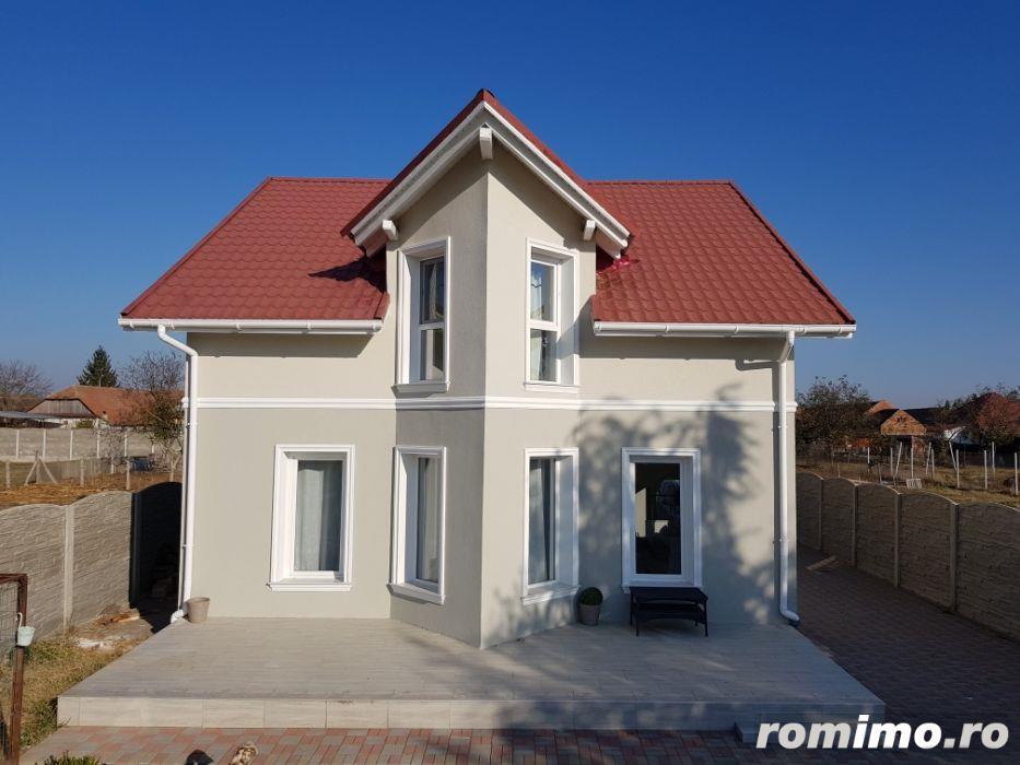 Sacalaz - casa individuala - 140000 euro