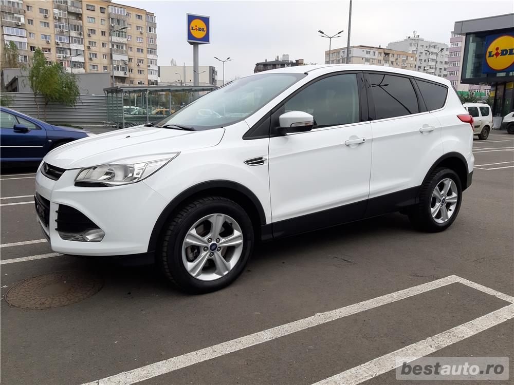 Ford Kuga 2.0 tdci - Diesel - Manual - 120 hp 128.000 km Nivel Echipare Business - Navi Full Option