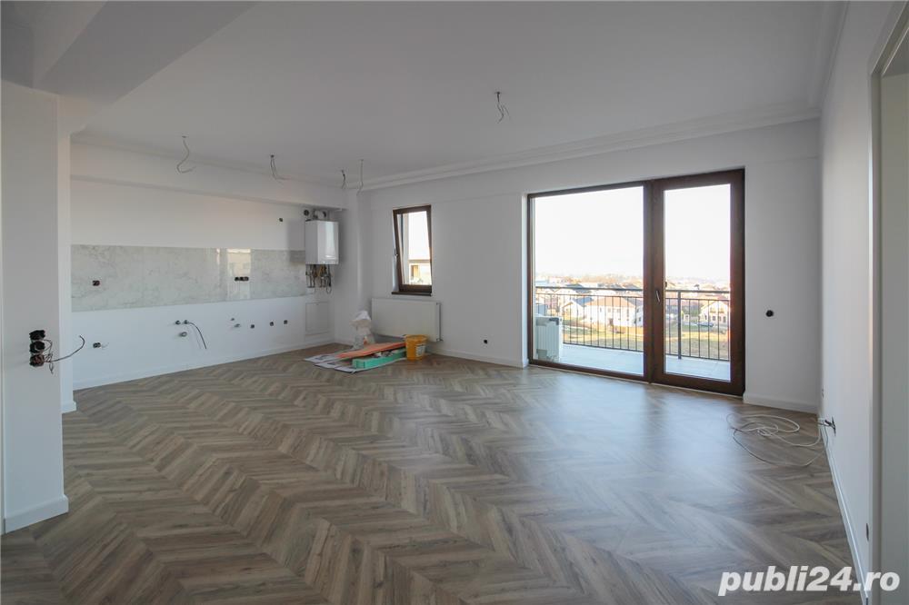 Apartament cu 2 camere, confort sporit, etaj intermediar, garaj inclus