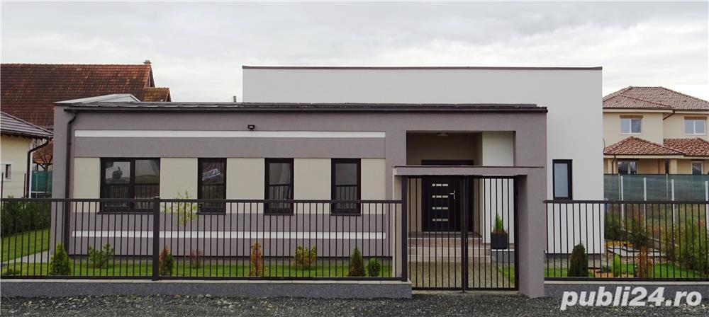 Casa individuala finalizata acces Calea Urseni