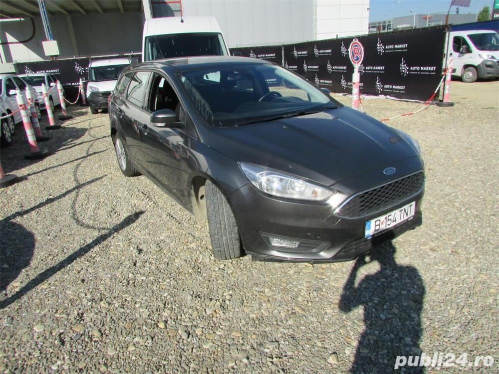 Ford Focus 2015 1,5l 150cp ecoboost euro6