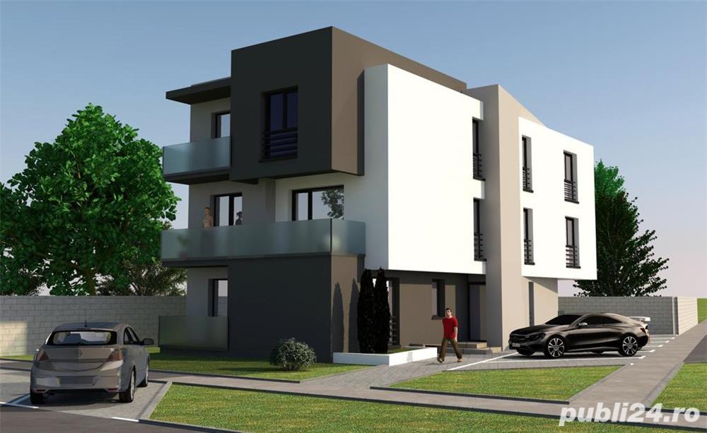 Teren cu proiect si Autorizatie de constructie pentru 6 apartamente