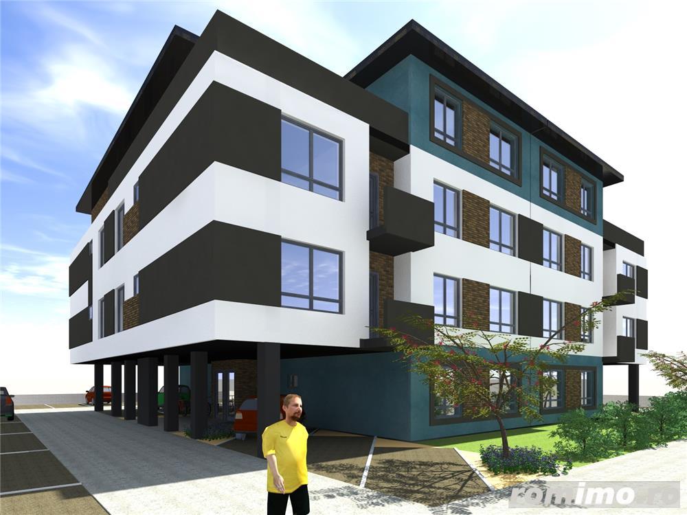 Teren cu autorizatie de constructie 12 apartamente