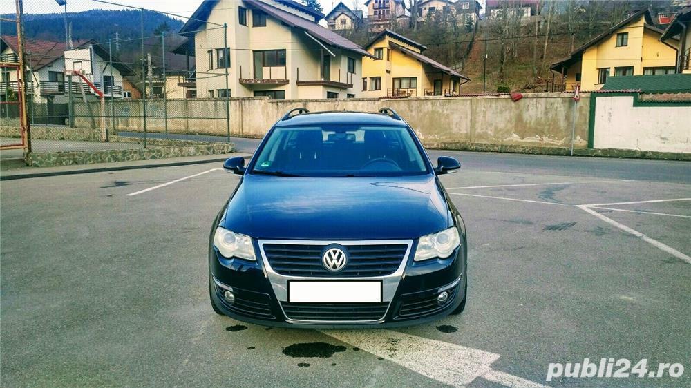 VW Passat B6 2.0 TDI euro 4 140CP