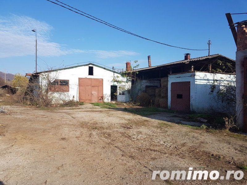 Spațiu industrial de 1,600 mp, Comuna Taga