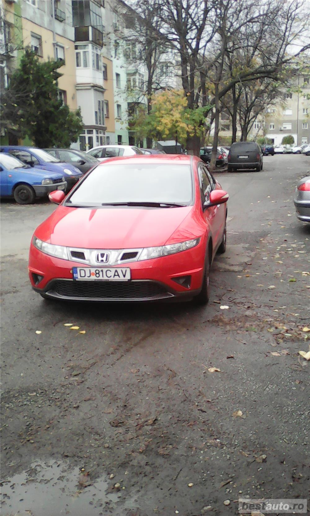 Honda Civic VIII, 2011