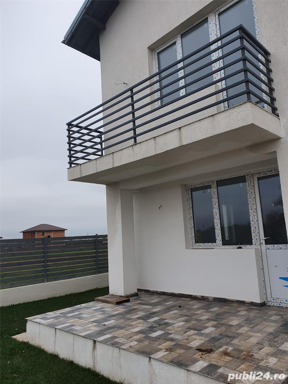 SUPER PRET - Duplex 4 camere si mansarda locuibila, Clinceni, Poze reale - ultima unitate