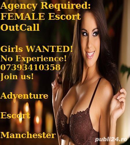 Cautam fete pentru outcall-agentie - cu varsta intre 18 si 35 in Anglia/Manchester