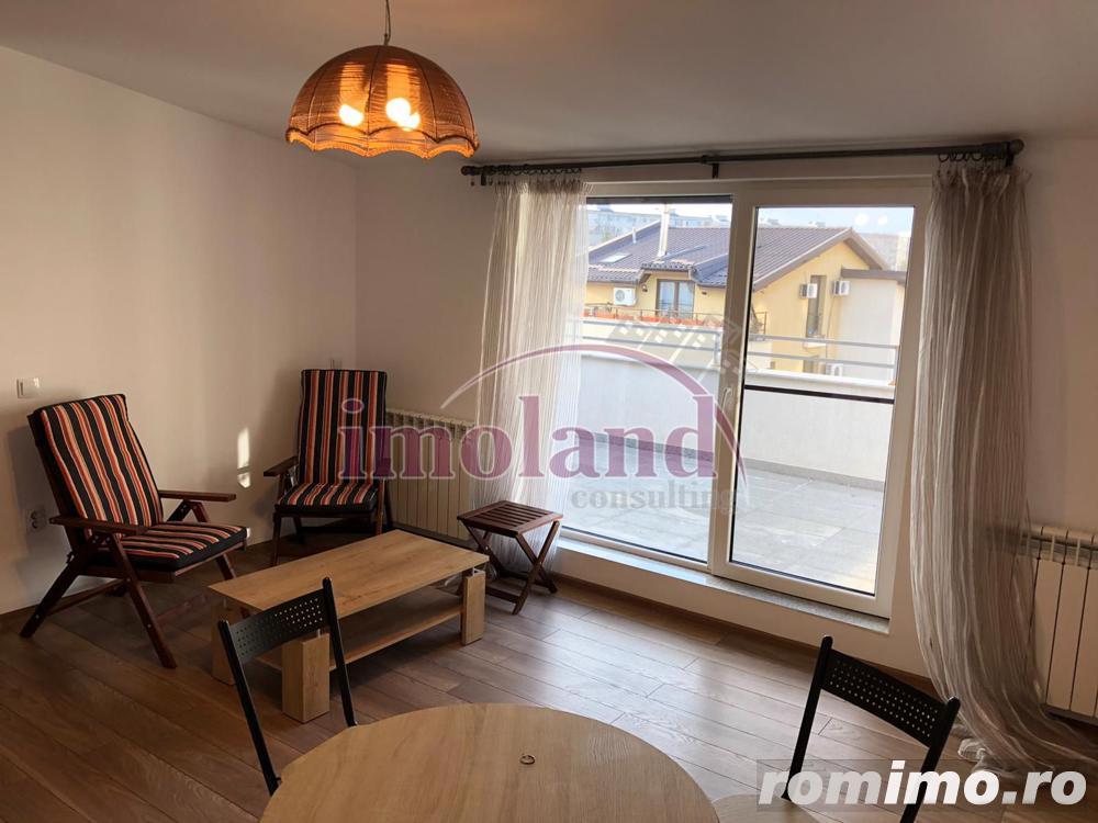 Vanzare apartament - 2 camere - 1 Mai - terasa 23 mp