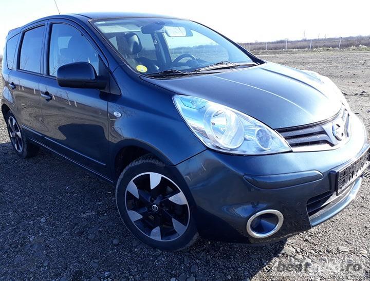 Nissan Note 1.5Dci 2013 eu5 NAVI full