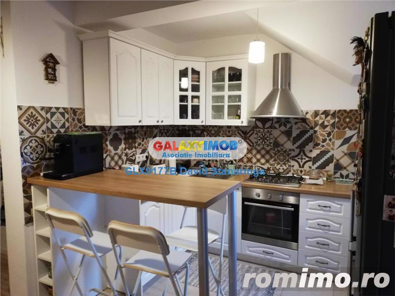 Apartament in vila si curte Rosu -Chiajna - Acvilei