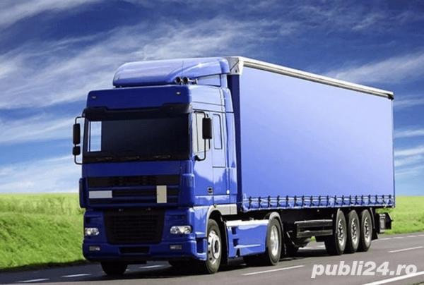 Şofer camion pe curse locale în Kehl, Germania cu 2100 Euro NET/lună, fără comision