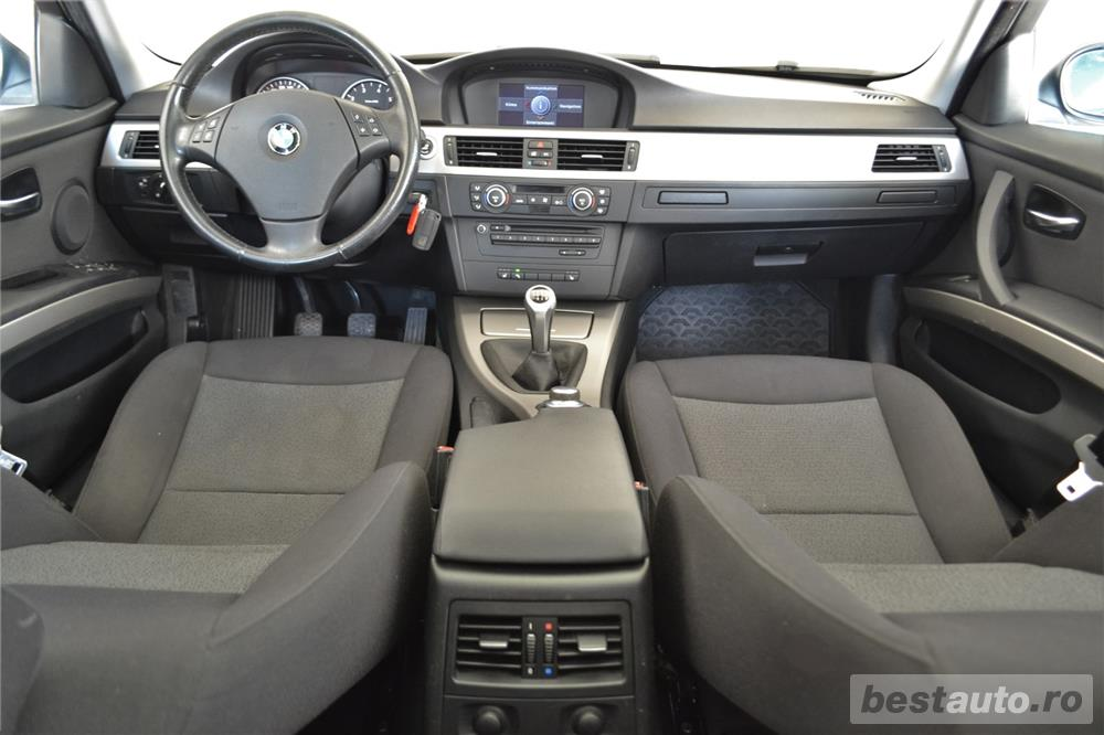 Bmw Seria 3 an:2007=avans 0 % rate fixe=aprobarea creditului in 2 ore=autohaus vindem si in rate