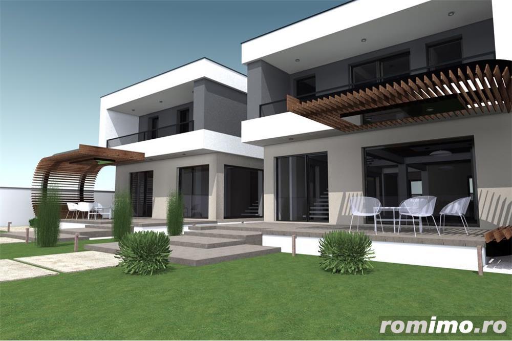 Casa de vanzare - design exlusivist, situata in Dumbravita