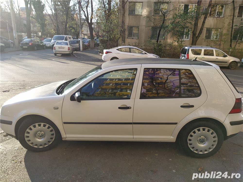 Volkswagen Golf 4 Hatchback 2003, 4 usi, ALH, 200000km, impecablila tehnic!