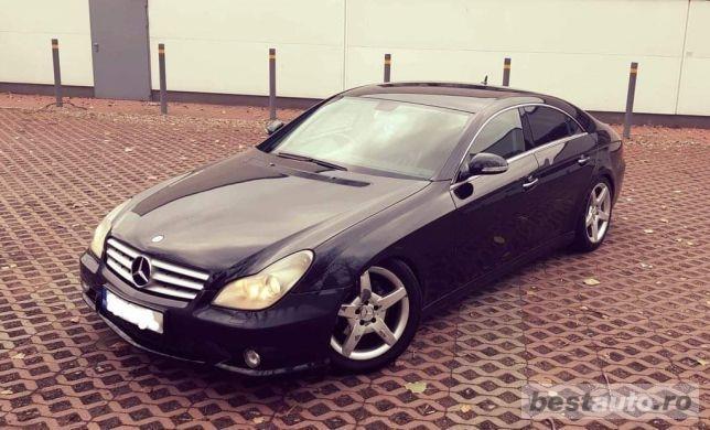 Mercedes-benz Clasa CLS