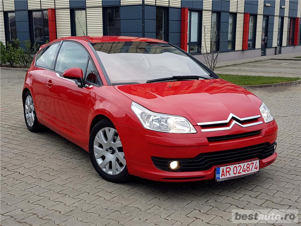 Citroen C4 - an 2007 - 1.6 HDi - Limited Edition by LOEB