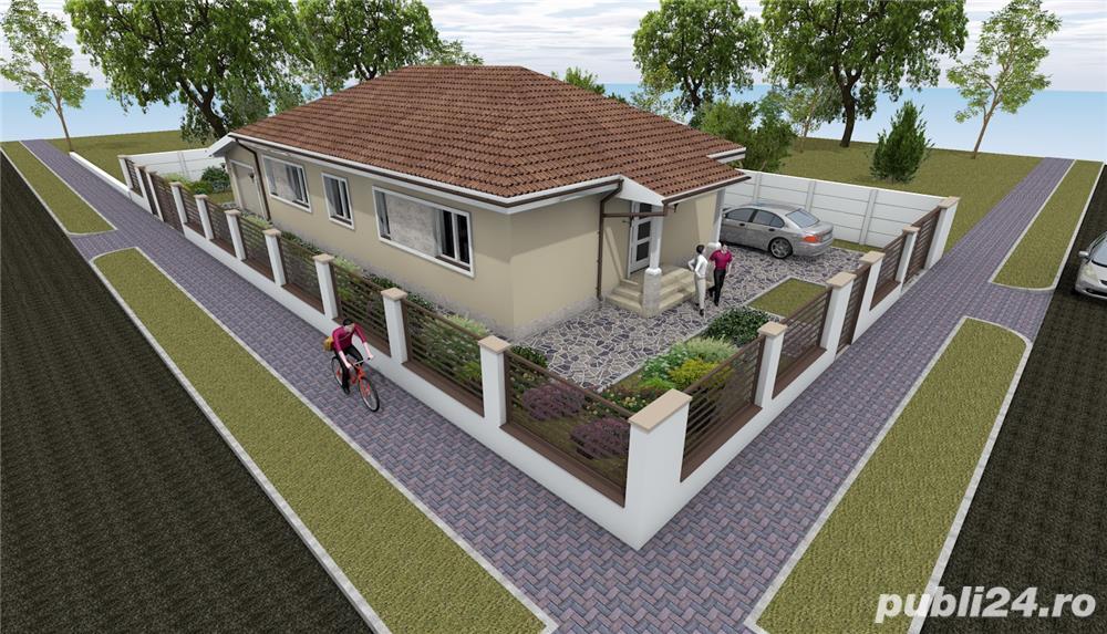 Duplex 1/2 in Timisoara la cheie 77000 euro