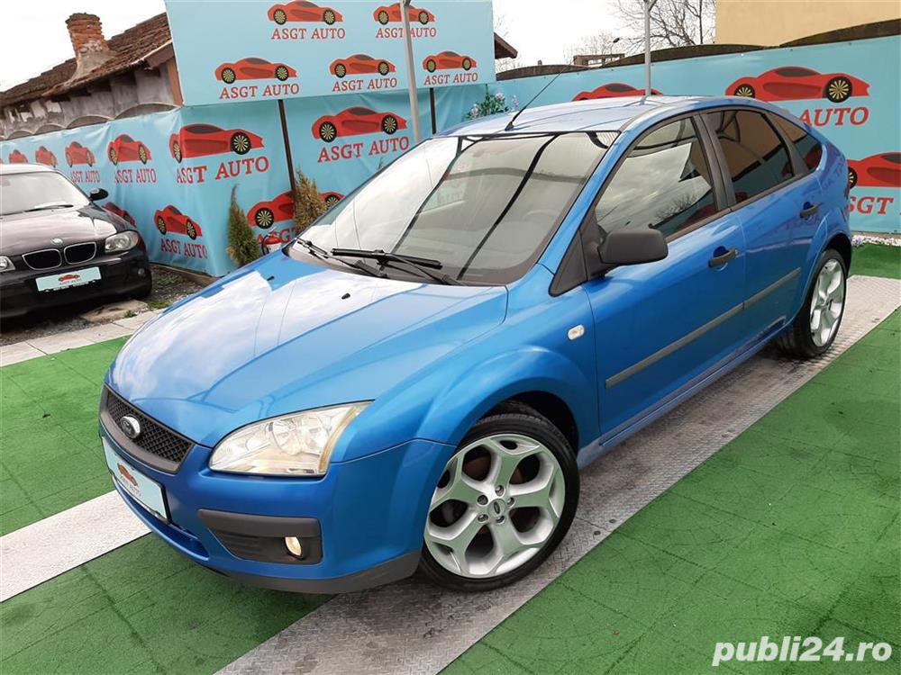 Ford Focus,GARANTIE, AN 2005,Motor 1600 TDI,110 Cp,Clima,Scaune Incalzite