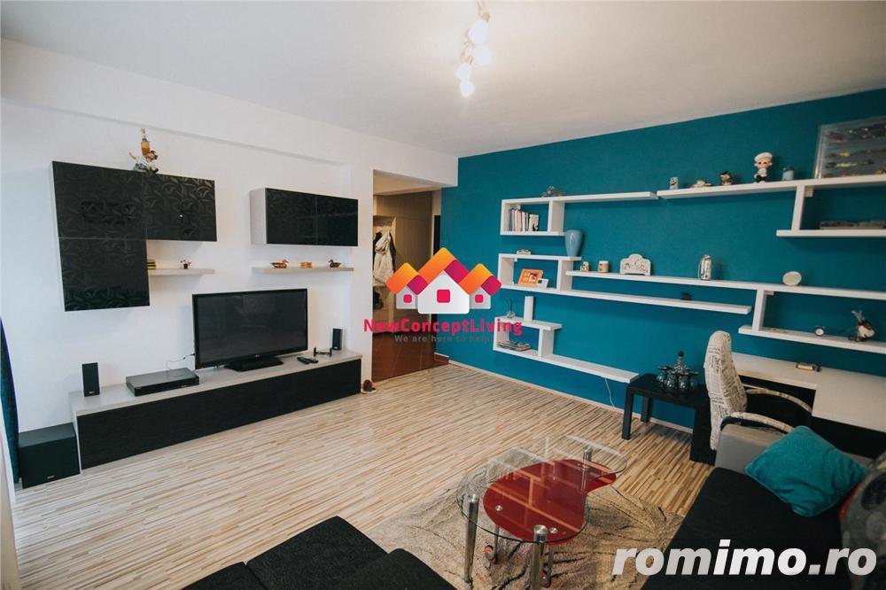 Apartament de vanzare in Sibiu -2 camere- mobilat si utilat