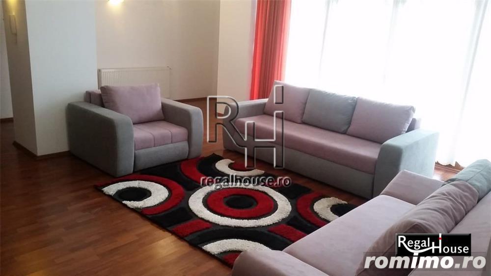 Herastrau - Virgil Madgearu, apartament 2 camere mobilat