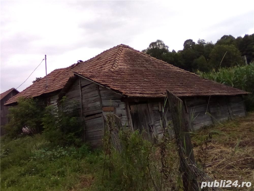 Clădire din cărămidă de vânzare, Cecalaca, Mureș