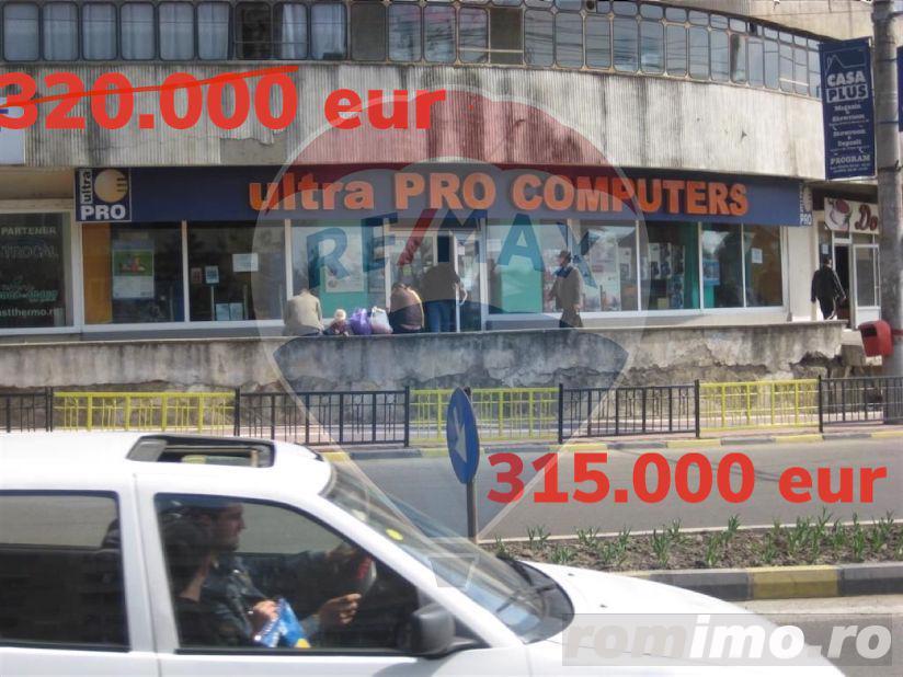 Vanzare spatiu comercial cu vad imens in Suceava,