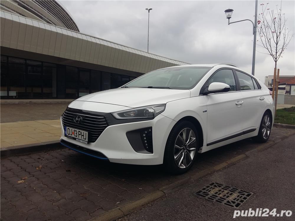 Hyundai Ioniq Hybrid-Exclusive