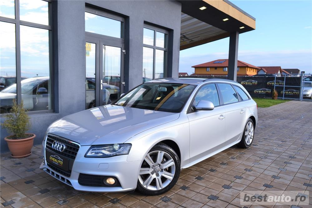 Audi A4 an:2009=avans 0 % rate fixe=aprobarea creditului in 2 ore=autohaus vindem si in rate