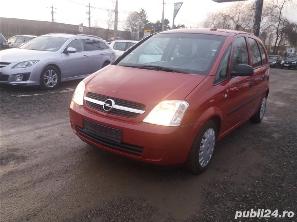 Opel Meriva  AUTOMATA benzina 1.6