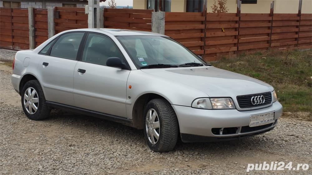 Audi A4 1.8 benzina 1997