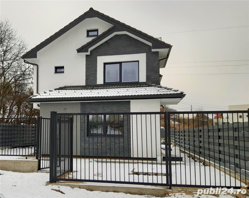 Casa cu CF suprafata de 140 mp, teren 458 mp Faget, Comision 0!