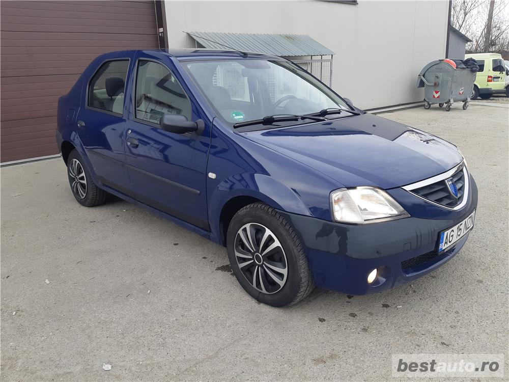 Dacia Logan/euro 4/an 2008/proprietar