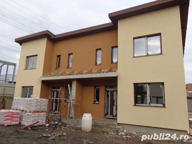 Casa duplex , zona Ion Slavici peste Calea Ferata