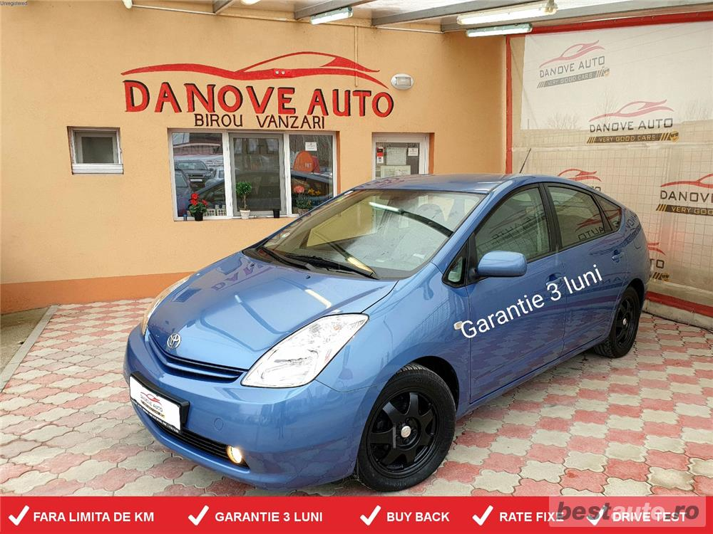 Toyota Prius Hybrid,GARANTIE 3 LUNI,BUY BACK,RATE FIXE,motor 1500Cmc+Electric,automat.