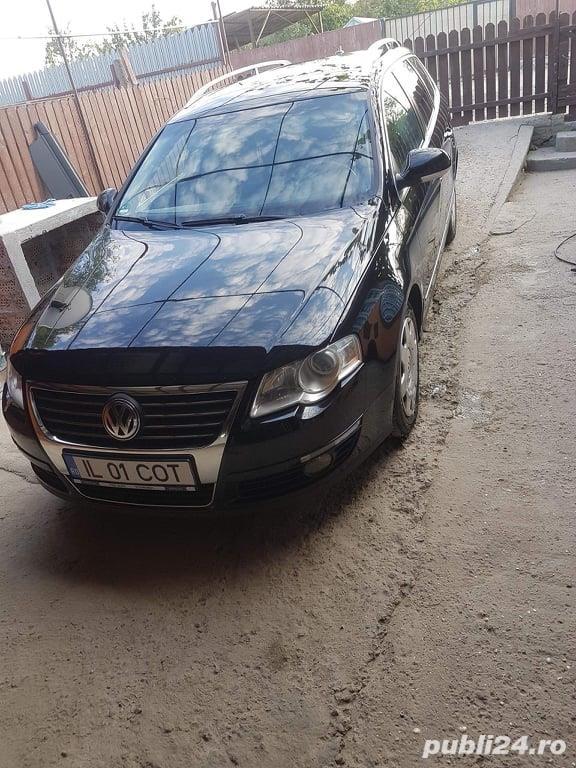 Vw Passat B6 2.0 tdi 170 cp DSG. . 2007