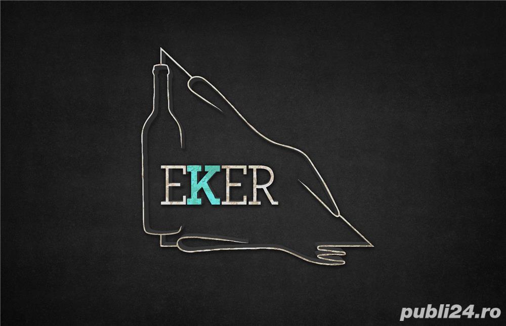 Restaurant EKER - Barman / Ospătar / Ajutor bucătar / Spălător vase