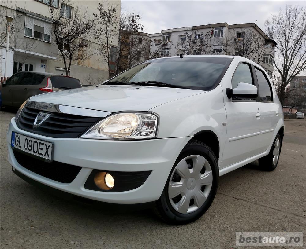 Dacia Logan 2012 - Euro 5!