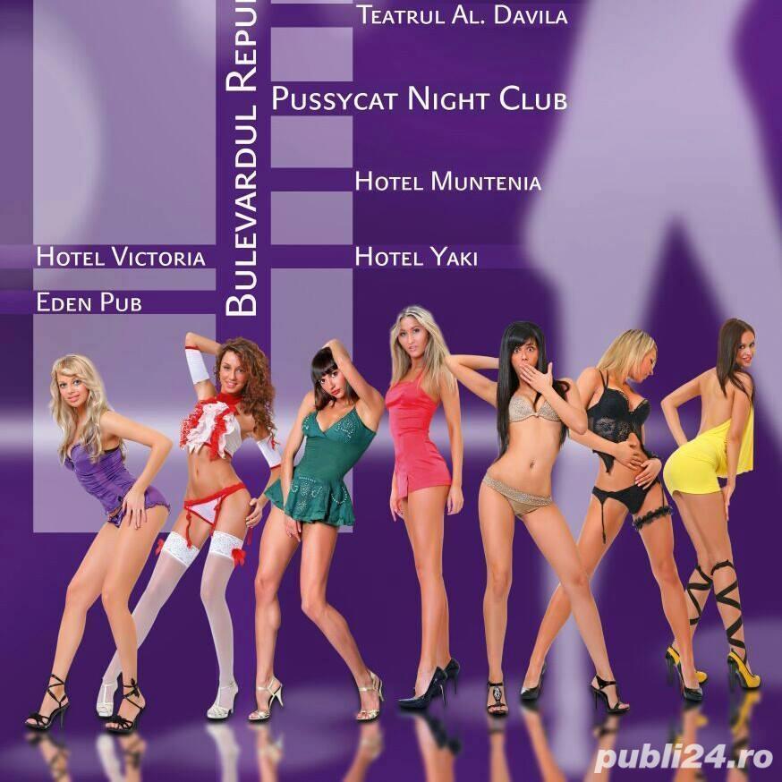 Night Club angajeză dansatoare cu sau fară experiență