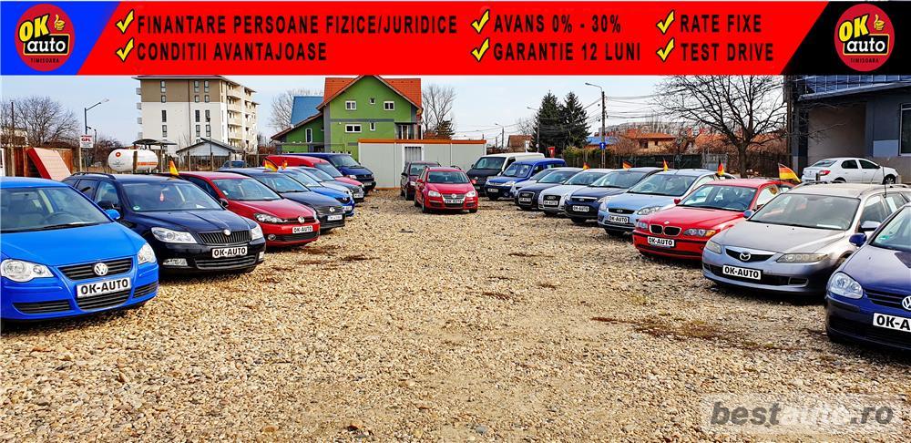 PARC AUTO - GARANTIE 12 LUNI - vanzari auto in RATE FIXE CU AVANS 0%