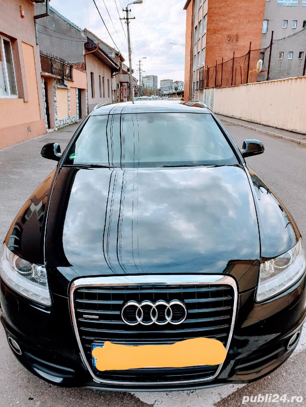 Audi A6 quattro/Sline/2.7tdi/190cp