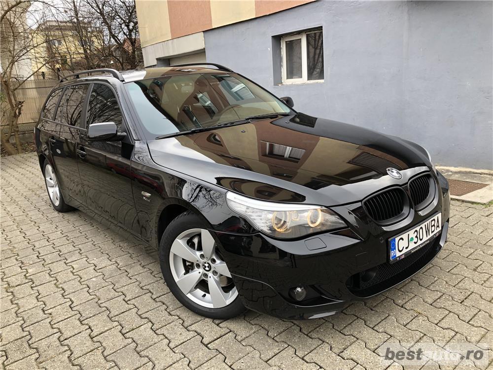 BMW 530d xdrive ,e61,facelift ,M ,pt.pretentiosi si cunoscatori,GARANTIE