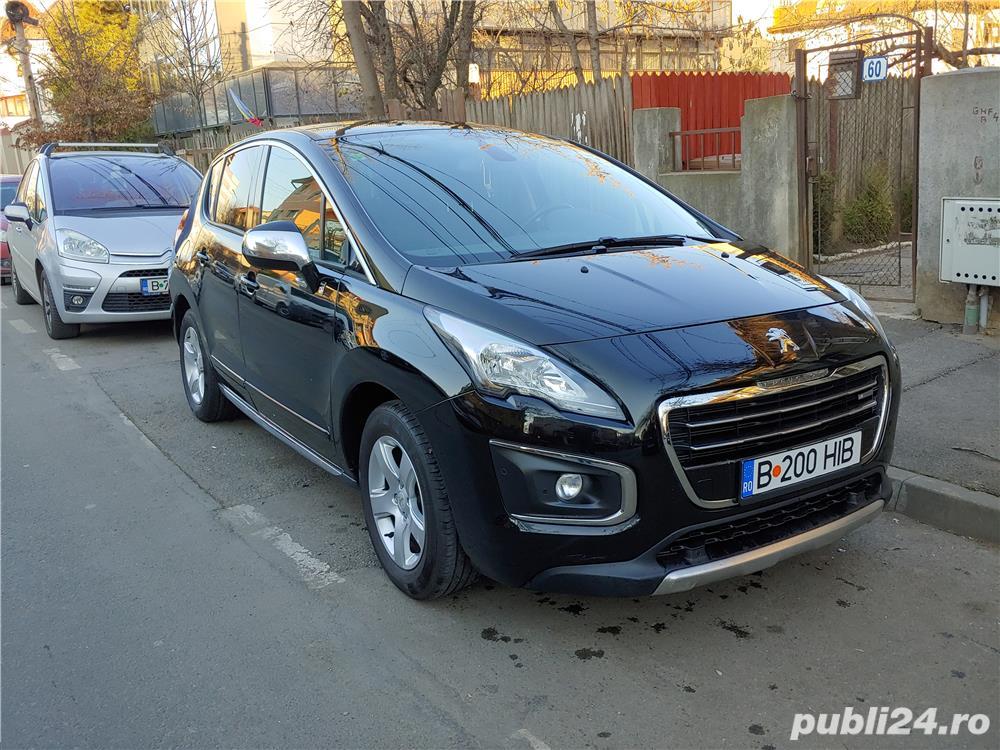 Peugeot 3008 Hybrid (Diesel + Electric) 200CP 4x4