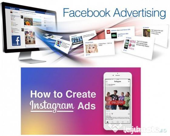 Specialist Publicitate Facebook Ads și Instagram Ads - SeoAdwords