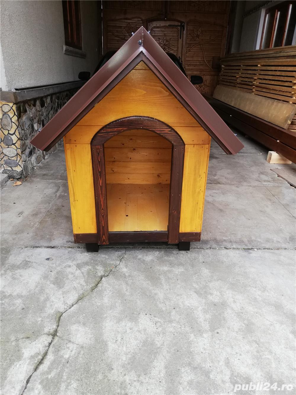 Cușcă de câine /talie mare