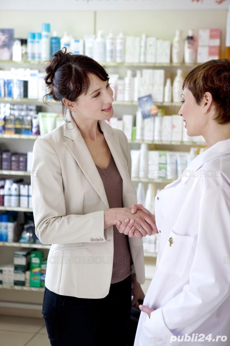 Reprezentant Vanzare Farmacii & Promovare Medicala (Timisoara)