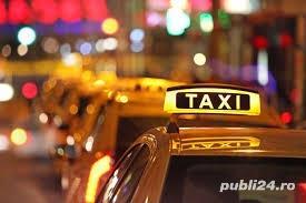 Șofer taxi București