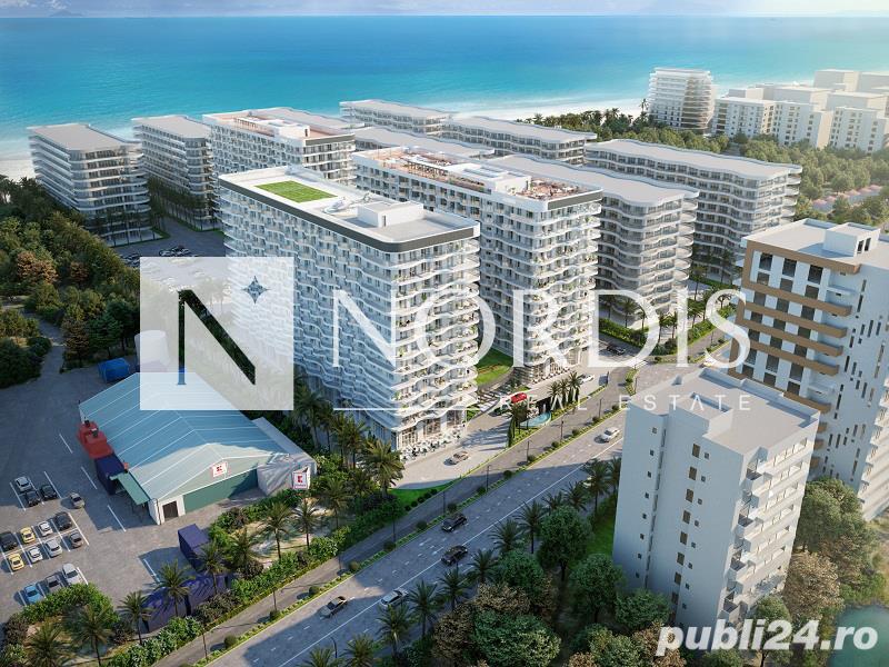 Direct Dezvoltator - Nordis Mamaia Beach - HOTEL 5 STELE