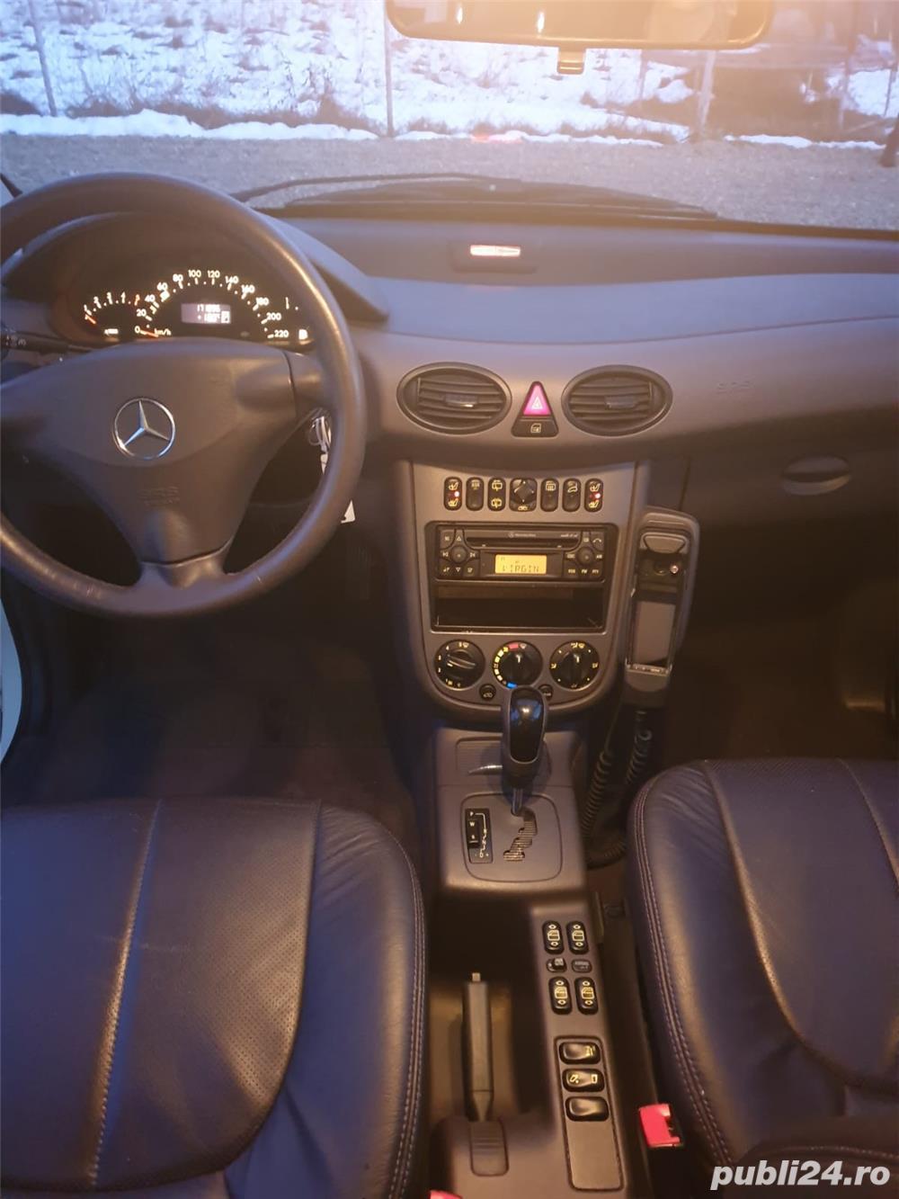 Mercedes-benz Clasa A A 170