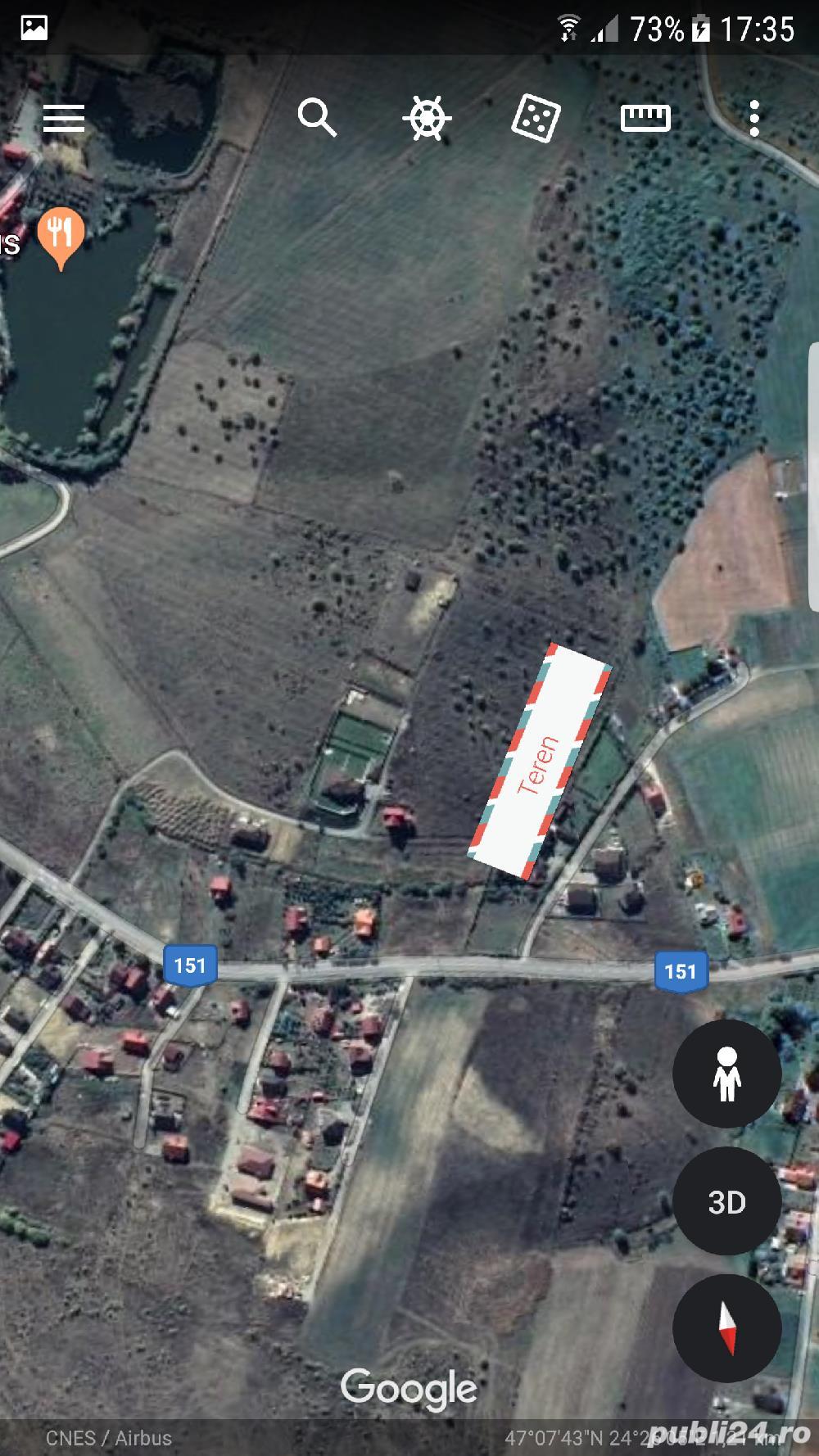 Teren de vanzare Drumul Sigmirului
